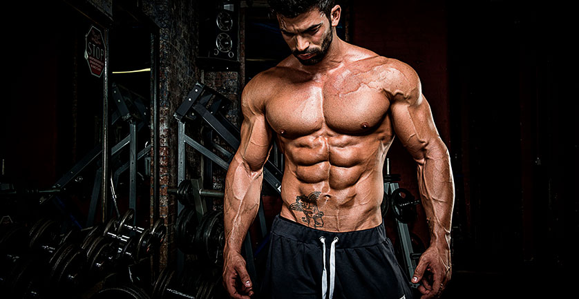 Fast muscle gain at home