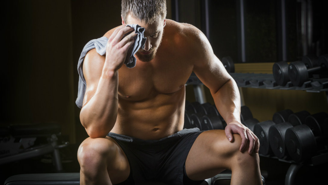 Muscle recovery after exercise